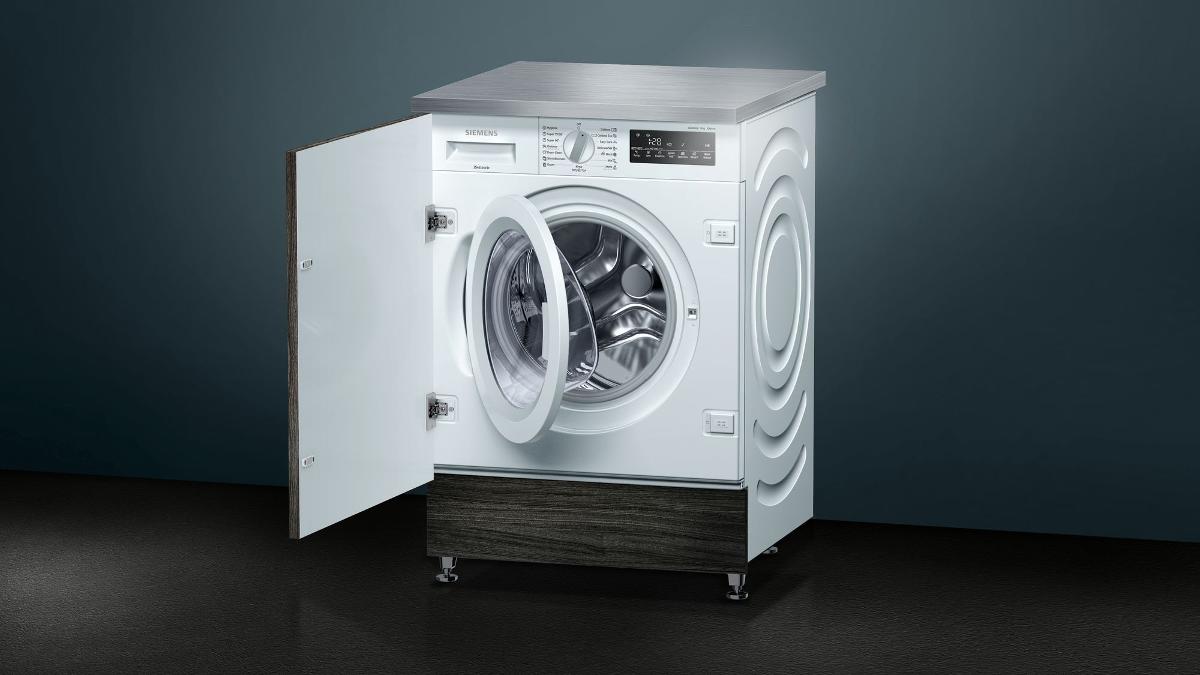 siemens wi14w540eu waschmaschine energie effizienzklasse a weiss g nstig kaufen. Black Bedroom Furniture Sets. Home Design Ideas