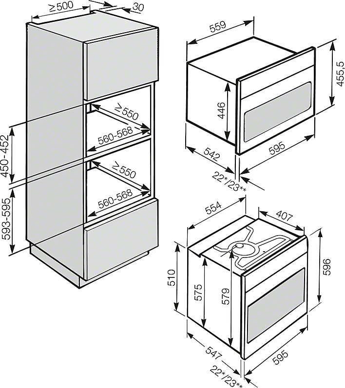 miele h 6800 bm weiss g nstig kaufen back fen herde euro norm breite 60 cm bis h he 48. Black Bedroom Furniture Sets. Home Design Ideas