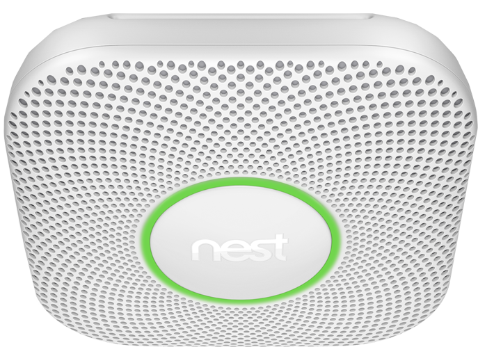 nest protect smoke detector s3000bwde rauchmelder weiss g nstig kaufen rauchmelder media. Black Bedroom Furniture Sets. Home Design Ideas