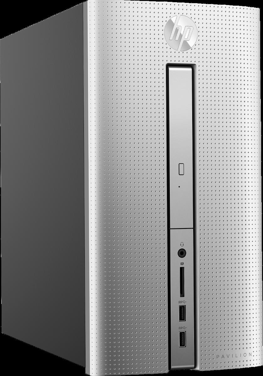 hp pavilion 570 p044nz desktop pc intel core i5 7400. Black Bedroom Furniture Sets. Home Design Ideas