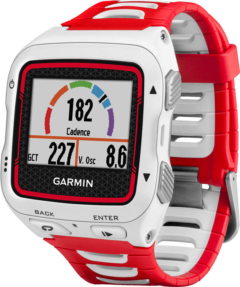 garmin forerunner 920xt hr weiss rot g nstig kaufen. Black Bedroom Furniture Sets. Home Design Ideas