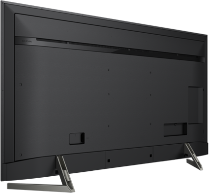 sony kd 49xf9005 lcd led tv 49 4k hdr smart tv schwarz silber g nstig kaufen 40. Black Bedroom Furniture Sets. Home Design Ideas