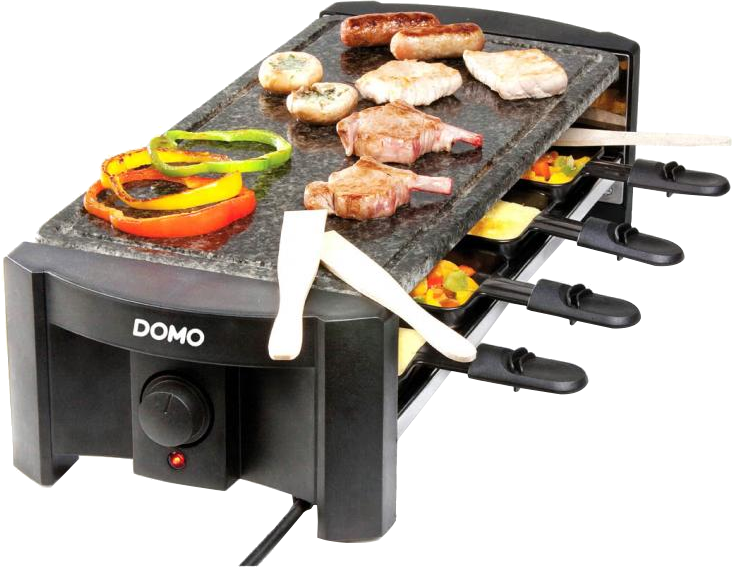 domo do9039g steingrill raclette 1300 w schwarz g nstig kaufen kombi raclettegrill. Black Bedroom Furniture Sets. Home Design Ideas
