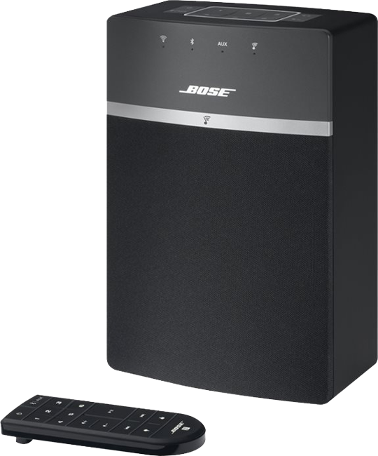 bose soundtouch 10 x 2 starter pack drahtloser lautsprecher bluetooth schwarz g nstig. Black Bedroom Furniture Sets. Home Design Ideas