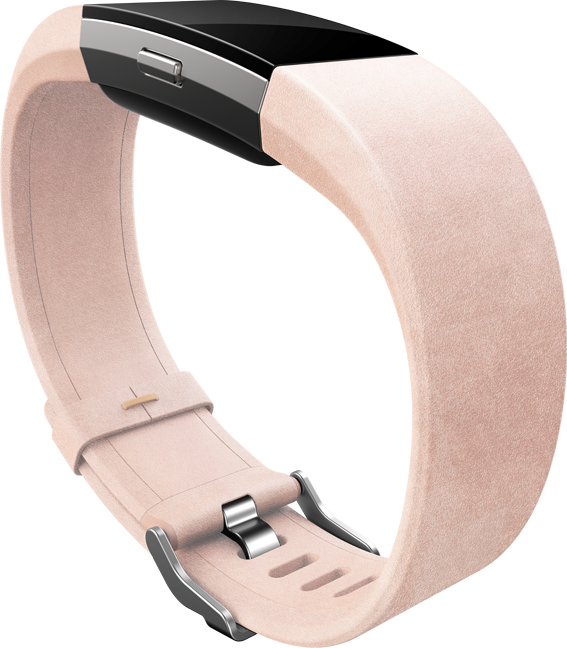 fitbit charge 2 lederarmband gr sse l zartrosa g nstig. Black Bedroom Furniture Sets. Home Design Ideas