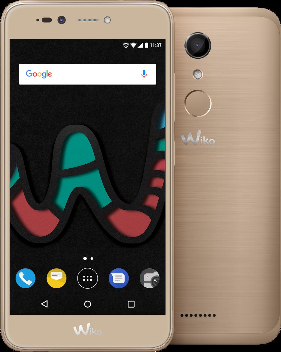 wiko upulse lite android smartphone dual sim 4g 32. Black Bedroom Furniture Sets. Home Design Ideas