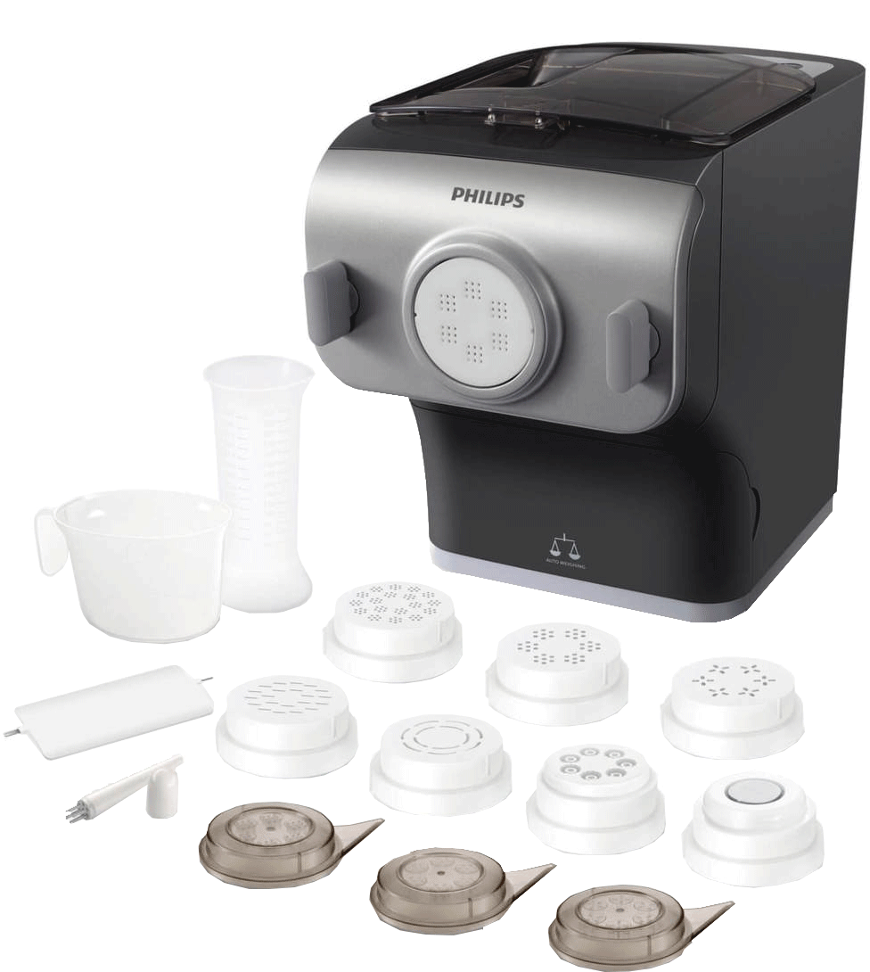 philips pastamaker hr2358 12 k chenmaschine 200 watt. Black Bedroom Furniture Sets. Home Design Ideas