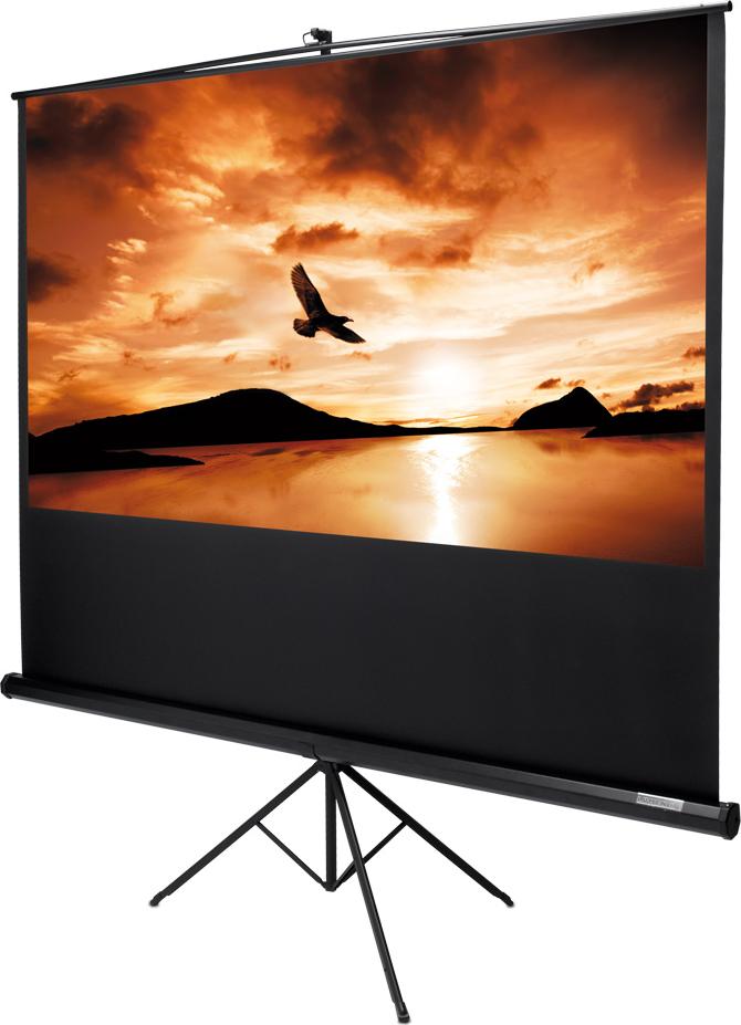 lumene arcadia 200c bildschirm tripod 16 9 203 x 114 2 cm schwarz g nstig kaufen 50. Black Bedroom Furniture Sets. Home Design Ideas