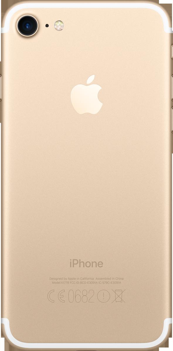 apple iphone 7 ios smartphone 32 gb gold g nstig. Black Bedroom Furniture Sets. Home Design Ideas