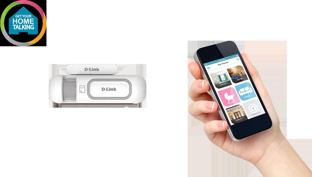 d link smart home security kit dch 107kt g nstig kaufen alarmanlage media markt online shop. Black Bedroom Furniture Sets. Home Design Ideas