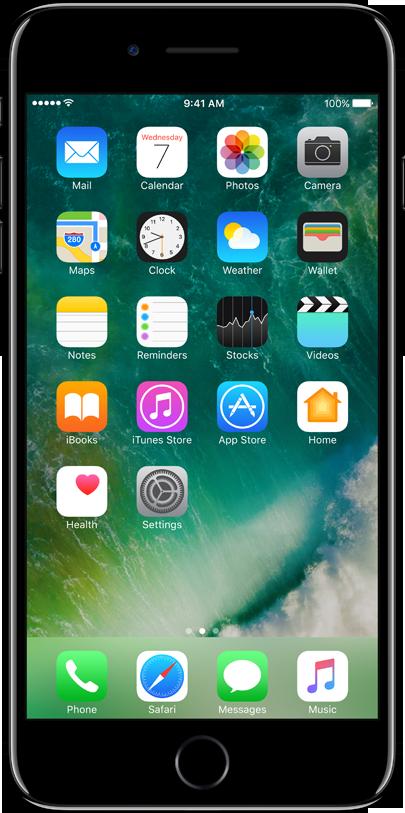 apple iphone 7 plus ios smartphone 128 gb. Black Bedroom Furniture Sets. Home Design Ideas