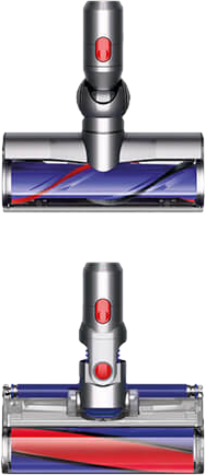 dyson v8 absolute extra aspirateur sans fil 425 watts. Black Bedroom Furniture Sets. Home Design Ideas