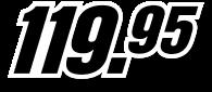 CHF 119.95