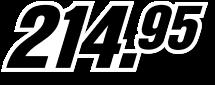 CHF 214.95