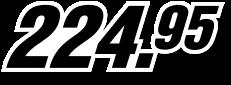CHF 224.95
