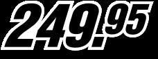 CHF 249.95