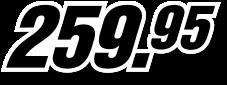 CHF 259.95