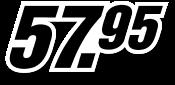 CHF 57.95