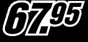 CHF 67.95