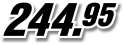 CHF 244.95