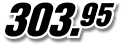 CHF 303.95