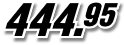 CHF 444.95
