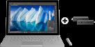 Microsoft Surface Book - Convertibile - Disco fisso SSD 256 GB - Argento + Microsoft Surface Dock