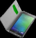 cellularline Book Essential Pocket - Schutztasche im Book-Style - Für Samsung Galaxy A5 - Schwarz