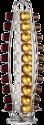 KRUPS XB300000 - Stare in piedi per incapsulare - per 40 capsuli - Acciaio inox