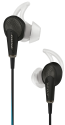 Bose QuietComfort 20 Acoustic Noise Cancelling (Apple), nero