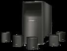 Bose Acoustimass 6 Series V, noir