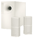 Bose Acoustimass 5 Series V, weiss