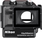 Nikon WP-AA1 - Unterwassergehäuse für KeyMission - schwarz