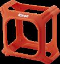 Nikon CF-AA1 - Custodia protettiva in silicone per KeyMission - arancione