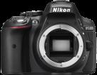 Nikon D5300, Body, 24.2 MP, Nero
