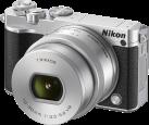 Nikon 1 J5, 10-30mm, 20.8MP, Argent