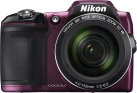 Nikon COOLPIX L840, 16 MP, Viola