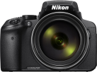 Nikon COOLPIX P900, 16MP, Noir