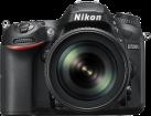 Nikon D7200, 18-105mm, 24.2MP, Schwarz
