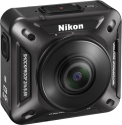 Nikon KeyMission 360 - 360° Actioncam - 23.9 MP - nero
