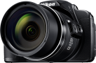 Nikon COOLPIX B700 - Camera Bridge - 20.3 MP - noir