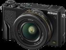 Nikon DL18-50 F/1.8-2.8, 20.8 MP, Nero