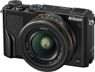 Nikon DL18-50 F/1.8-2.8, 20.8 MP, Noir
