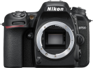 Nikon D7500 BODY - 20.9 MP - Nero