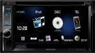 Kenwood DDX5016DAB - Car Entertainment System - DAB+ - schwarz