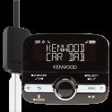 KENWOOD KTC-500DAB - DAB+ Autoradio Adapter - Bluetooth - Schwarz