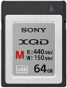 SONY XQD M Series, 64 GB