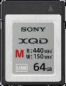 SONY XQD M Series, 64 Go