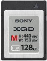 SONY XQD M Series, 128 GB