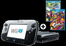 Nintendo Wii U Premium Black inkl. 2 Games, deutsch/ französisch